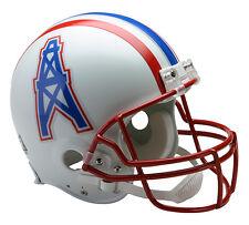 HOUSTON OILERS (1981-96 Throwback) Riddell Full-Size Authentic Helmet