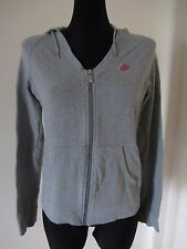 NIKE Women Quite light Hooded Jumper Sweatshirt Top Size MEDIUM