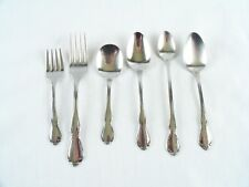 Oneida Deluxe Chateau Stainless Flatware  6 Piece Youth Child Set Spoon Fork