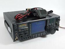 Icom IC-756PRO Ham Radio Transceiver w/ Mic + Cable (works great) SN 01112