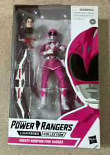 "Hasbro Power Rangers Lightning Collection Mighty Morphin Pink Ranger 6"" Inch New"