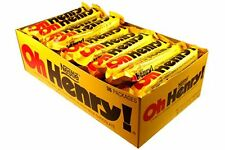 Nestle Oh Henry Chocolate Bar, 1.8 Ounce-36 Count.