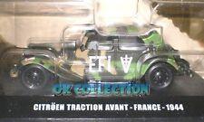 1:43 Military Model CITROEN TRACTION AVANT (France 1944) _ DeAgostini (08)