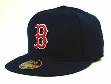 New Era 59Fifty Cap Boston Red Sox 2007 Season On Field Men Navy Blue Fitted Hat