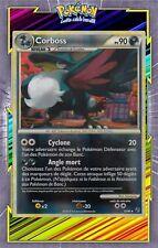 🌈Corboss Reverse - HS04:Indomptable - 15/90 - Carte Pokemon Neuve Française