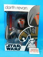 Star Wars Darth Revan Mighty Muggs Figure Hasbro UK Lucasfilm ltd. 2008 NEW