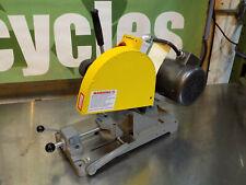 Kalamazoo 10 Industrial Abrasive Chop Saw 3450 Rpm 3 Hp 220v 3 Phase K10b