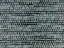 Vollmer 46041 H0 Wall Panel Paving Stone 25x12, 5cm 1 SQ M =