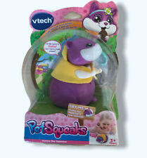 Vtech Pet Squeaks Hattie Hamster. Brand New Interactive Toy. Age 3+ Toddler Toy
