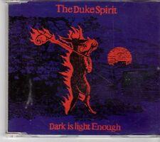 (EX791) The Duke Spirit, Dark Is Light Enough - 2004 DJ CD