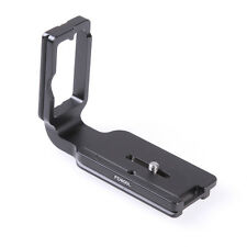 Quick Release L Plate Bracket Vertical Holder Handgrip for Nikon D800 D800E DSLR