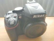 Nikon D5300 24.2 MP - WiFi & GPS, 18-55 VR II lens and extras -read Description