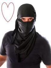 Ninja Disfraz Adulto Bufanda Accesorio para pelo