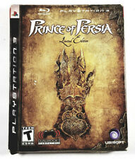 Prince of Persia Limited Edition - Sony PlayStation 3 - 2008 - PS3 Complete
