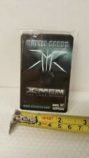 X men 'The Last Stand' Battle Cards (Marvel/Mail on Sunday promo)  2006 20 cards