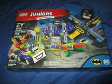 THE JOKER BATCAVE ATTACK Lego Figure Set #10753 ~Batman/Juniors/DC Comics