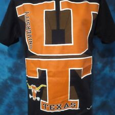 DEADSTOCK vintage 90s UNIVERSITY OF TEXAS LONGHORNS T-Shirt LARGE ut football