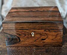 Rare Rosewood Dunhill Cigar Humidor
