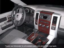 DODGE RAM 1500 2500 3500 2009 2010 2011 2012 INTERIOR SET WOOD DASH TRIM KIT 26P