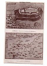 52 - cpm numérotée - ANDELOT - Forteresse de Montèclair ( i 24 )