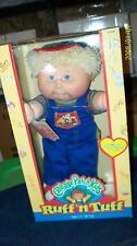 BOXED CABBAGE PATCH KIDS  RUFF N TUFF DOLL