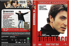 IL FUGGIASCO (2003) dvd ex noleggio