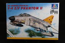 XY176 ITALERI 1/48 maquette avion 830 McDonnell Douglas F-4 E/F Phantom II 2001