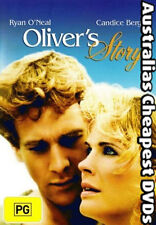 Oliver's Story DVD NEW, FREE POSTAGE WITHIN AUSTRALIA REGION 4