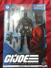 Gi joe classified series Snake Eyes MSIP