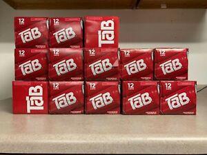 New in Box, Tab Diet Soda, 12 pack