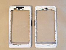 New Motorola OEM Faceplate Front Bezel Frame for DROID RAZR XT910 XT912 - WHITE