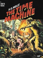 The Time Machine (1960) Rod Taylor, Alan Youny & Yvette Mimieux (DVD)