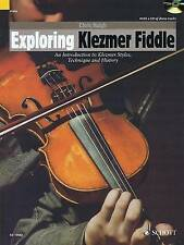 Exploring Klezmer Fiddle: An Introduction to Klezmer Styles, Technique and...