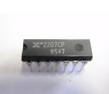 2PCS XR2207CP Encapsulation:DIP,Waveform Generator/Support