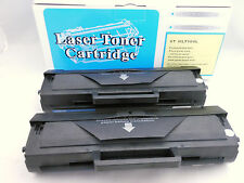 MLT-D104L Toner Cartridge for SamSung SCX 3201 3218 3200 3210 ML1666 ML1665 2pK