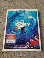 FINDING DORY (BLU-RAY/DVD 2016) BRAND NEW~ 2 DISC SET~ DIGITAL COPY