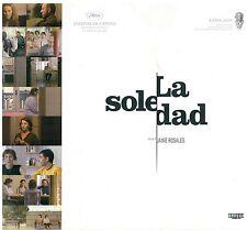 Dossier de Presse LA SOLITUDE La Soledad JAIME ROSALES Sonia Almarcha *a