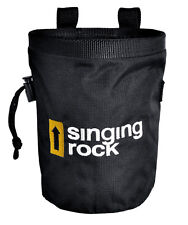 Singing Rock Chalk Bag Large +Belt For Chalk Bag free(Climbing Equipment )