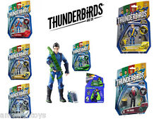 Thunderbirds Are Go! Movie Action Figures Lot of 6