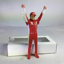1/18 scale Kimi Raikkonen Figure for Hotwheels F1