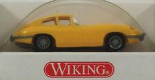 Wiking H0 803 01 14 Jaguar E gelb