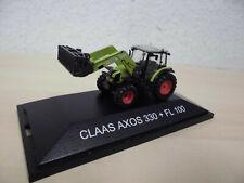 Schuco 1:87 - Traktor Claas Axos 330 mit Frontlader FL 100 - 462693600