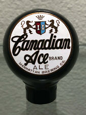 Canadian Ace Ale Tap Knob Manhattan Brewing Co. Chicago Green Duck Housing
