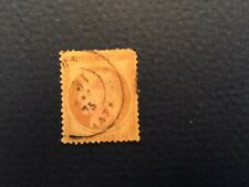 France 1870-73 Ceres 15c bister on yellowish (56) used