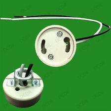 1x gu24 zócalo de cerámica, sostenedor de la lámpara, abajo de luz de base, 660w & 600v Max