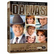 Dallas - Season 8 (DVD, 2008, 5-Disc Set)