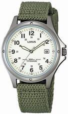 Servicio De Titanio 100 M Lorus Caballeros Reloj RXD425L8 PVP £ 54.99 nuestro precio £ 43.95