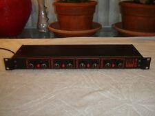 Omni Craft GT-4, 4 Channel Noise Gate, Vintage Rack