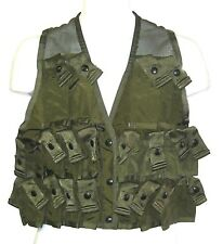 UNISSUED ARMY GRENADE/AMMUNITION CARRYING VEST (SMALL)