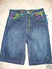 NEW COOGI AUSTRALIA GIRLS DARK RINSE JEANS 6